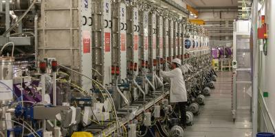 Les cryomodules renferment les cavités accélératrices supraconductrices du LINAC de SPIRAL2
